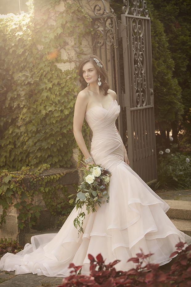 Essence of Australia D2088 | Blush Gown Inspiration | Fiori Bridal Boutique | Vermont Bride Magazine