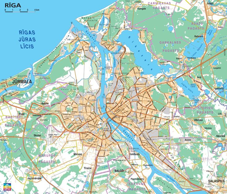 Image result for riga map