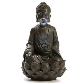 Buddha Ornament Solar Light