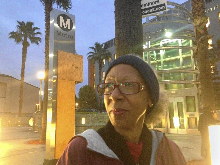 Cathy Youngblood leaves home at 5 a.m., walks a mile in the dark and catches a Blue Line train at the Watts station. She transfers to the Red Line downtown, then boards a bus at Sunset and Vermont...