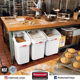 Rubbermaid Mutfak da Her Yerde ; -Saklama Kapları -Bakla ve Un kapları -Ölçü Kapları -Karıştırıcı ve tutucular -Tartılar -Kesme Tahtaları -Raflar  Rubbermaid birçok sektörde sizlere hizmet vermektedir. Rubbermaid ürünleri Mutfak için gerekli olan bütün sertifikaları ve fazlası bulunmaktadır.  Made in USA🇺🇸 Ürün ile ilgili daha Fazla Bilgi için;  www.rubbermaid-tr.com 0 850 207 97 01 #Rubbemaid #rubbermaidtr #rubbermaidturkiye #rubbermaidtr #temizlik #hastane #polikinlik #sağlık…