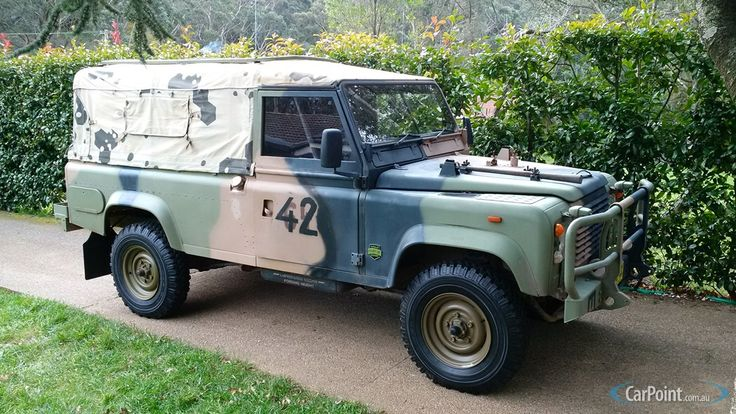 1988 Land Rover 110 Perentie Cars Pinterest Land Rovers 4x4