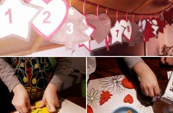 Beszámoló: adventi élmény naptár gyerekeknek!