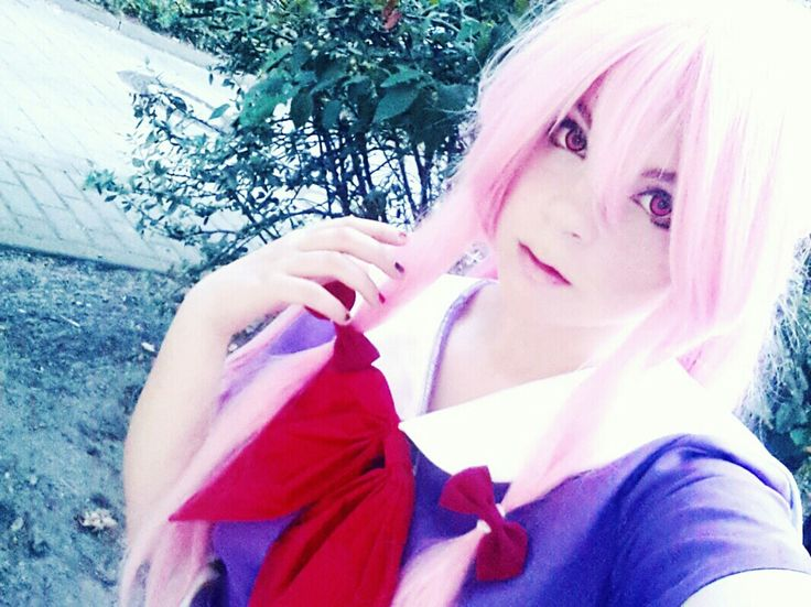 Yuno cosplay