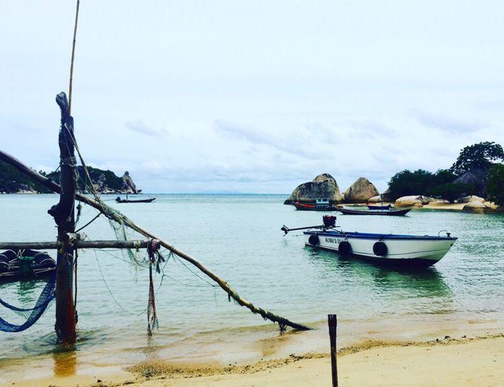 Last few days in Koh Tao. 😕