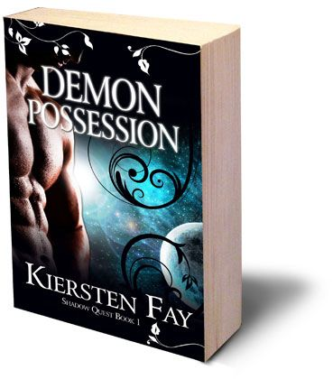 Get the Paranormal Romance Book 'Demon Possession' for Free. It is book 1 in my paranormal romance series 'Shadow Quest'.  #free #romance #book