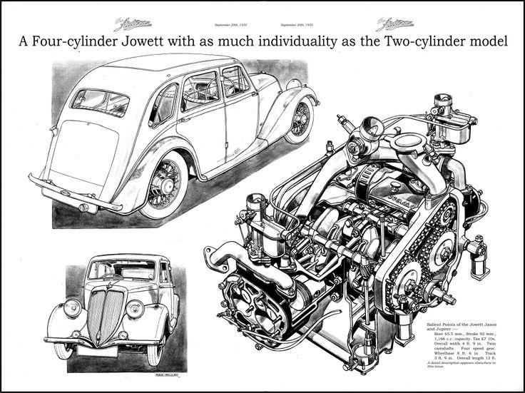 69 best jowett cars images on pinterest