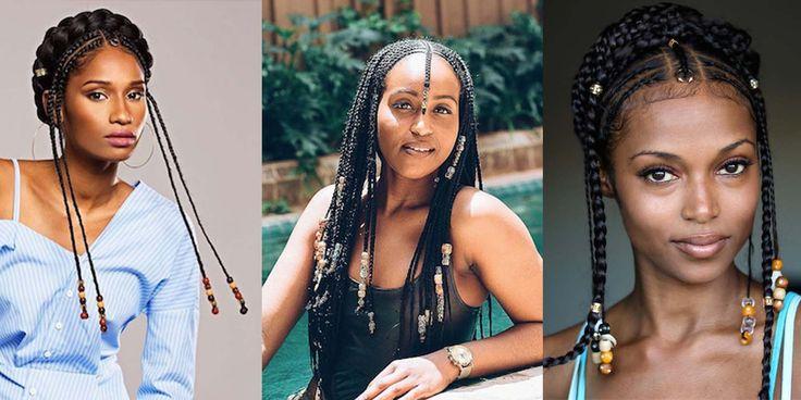 Au début des années 2000, Alicia Keys popularisait les Fulani braids. Originaires d'Afrique de l'ouest, ces tresses exprimaient le statut matrimonial ou encore le statut social selon le modèle.