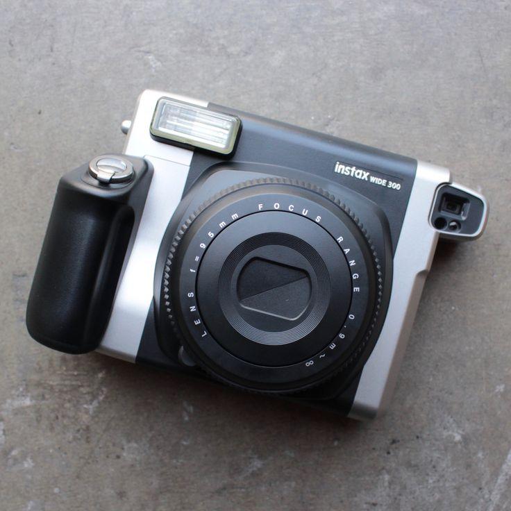 fujifilm - instax wide 300 instant camera