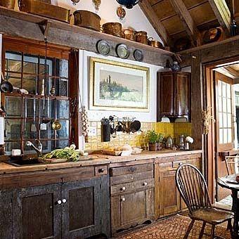 кухни в стиле прованс - Поиск в Google