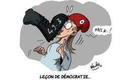 Le journal de BORIS VICTOR : à lire sur le blog de jean-Luc Mélenchon - mardi 1...