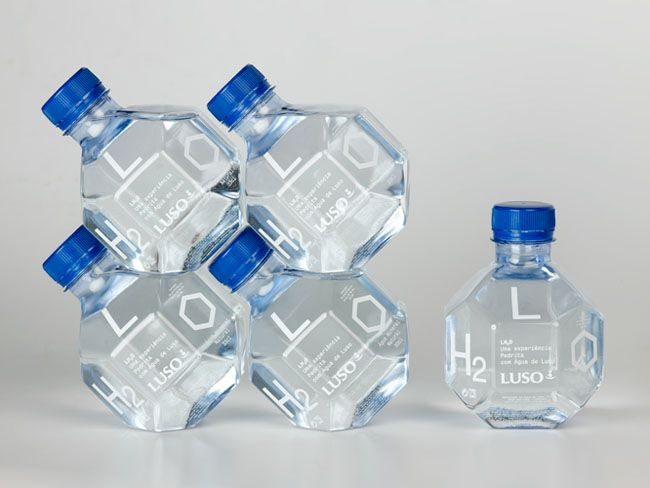 LH2O on Packaging of the World - Creative Package Design Gallery