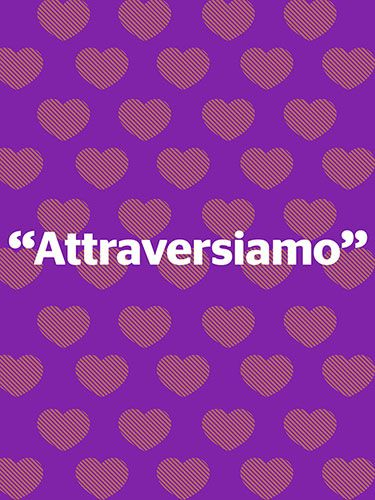 """10 Phrases That Secretly Mean """"I Love You""""Elizabeth Gilbert uses this word, which means """"Let's cross over"""" in Italian, at the end of Eat, Pray, Love to describe her decision to finally commit"""
