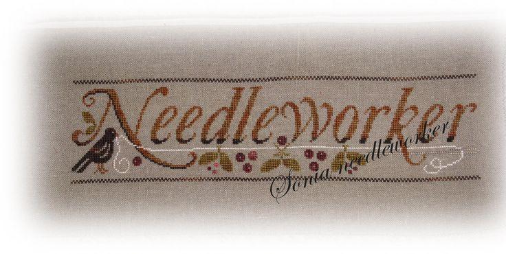 Needleworker
