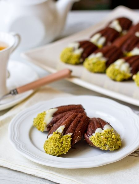 "Шоколадное печенье ""Мадлен"""