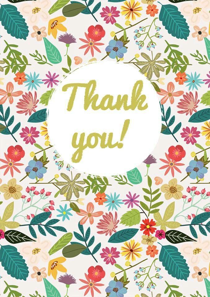 * Thank you (flow magazine)