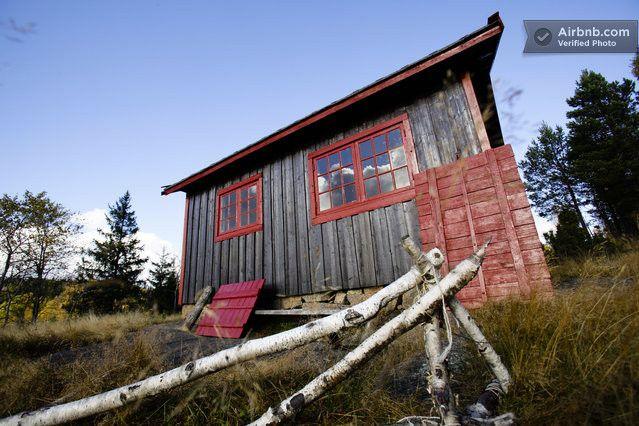 Cabin w/view in Norway (Oslo) in Lier
