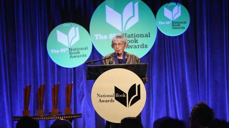 RIP Ursula K LeGuin Pioneering Fantasy Author Ursula K. Le Guin Has Passed Away