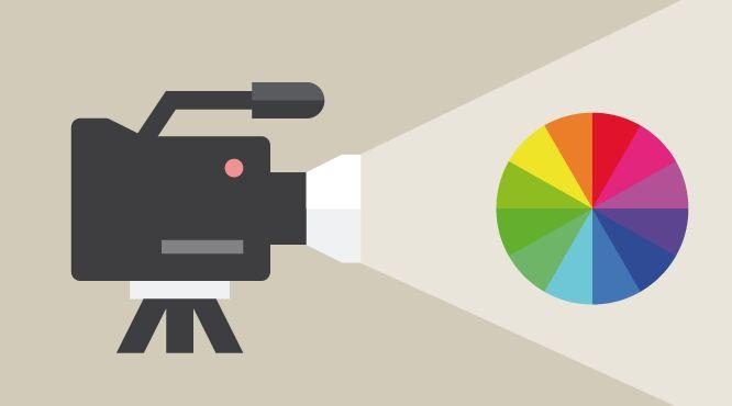 Ejemplos del Color en el Cine: la Elección de una Gama de Colores