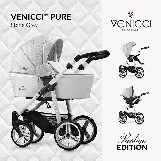 Venicci Pure Prestige Edition 3 in 1