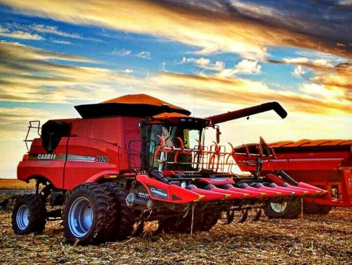 CASE IH 9120 Axial-Flow Combine