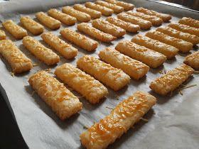 "Betti gluténmentes konyhája: Sajtos rúd (""hülyesajtos"")"