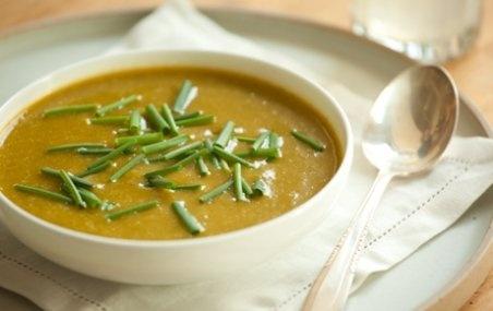 Spring Asparagus and Broccoli Soup from wholefoodsmarket.com/recipe