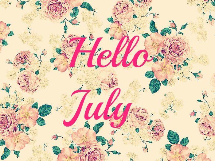 Marvelous Hello July
