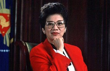 Corazon Aquino  Having served as the first female president of the Philippines, Aquino's leadership stemmed from opposition to then-dictator Ferdinand Marcos.
