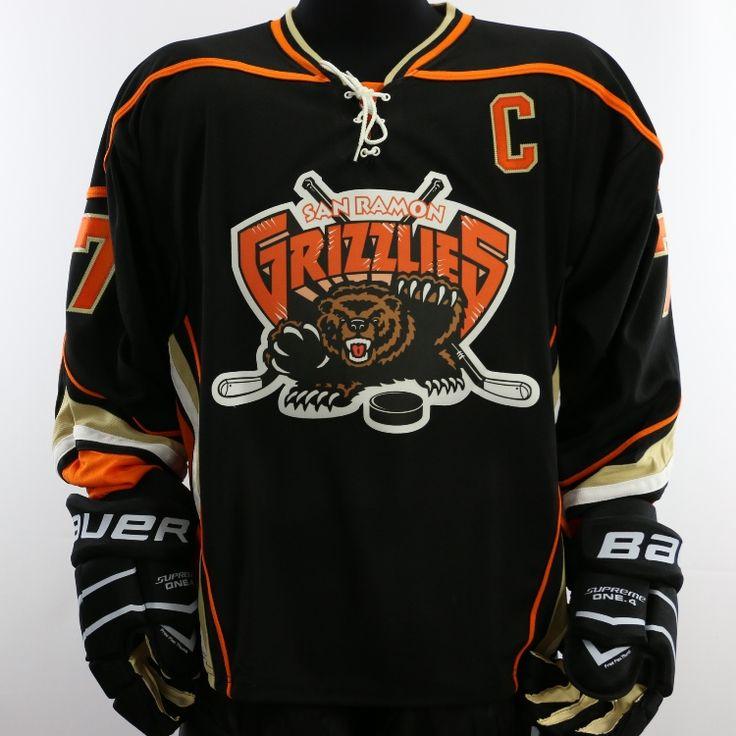 Blank Anaheim Ducks Jerseys - Athletic Knit ANA538D ANA539D