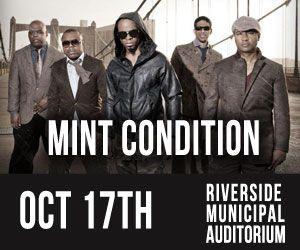 @mcondition Live at #Riverside Municipal Auditorium @Fox Performing Arts Center Riverside @Live Nation http://conta.cc/RGmZ36