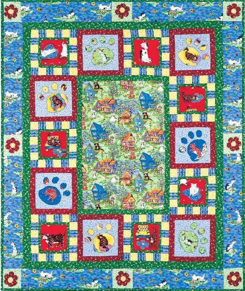 190 best Panel quilts images on Pinterest Panel quilts, Quilt block patterns and Quilt patterns