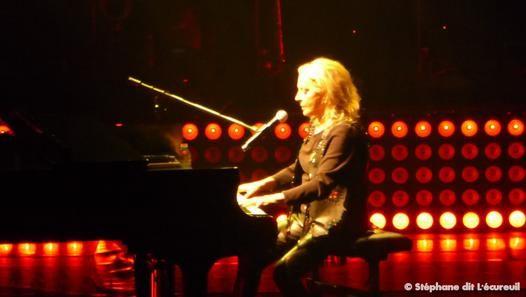 Véronique Sanson en concert au Phare à Chambéry le Jeudi 2 avril 2015