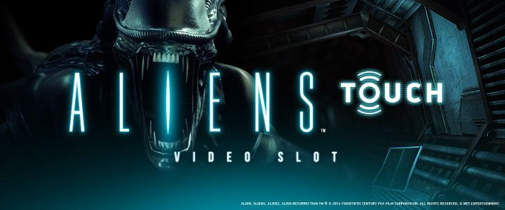 Make a deposit and get 50 free spins on Aliens.