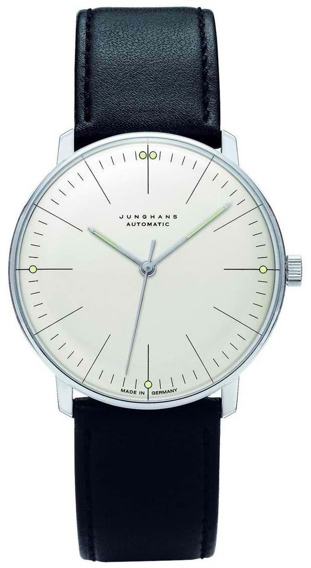 Max Bill Automatic Wrist Watch MB-3501 visit shopbalthazar.com