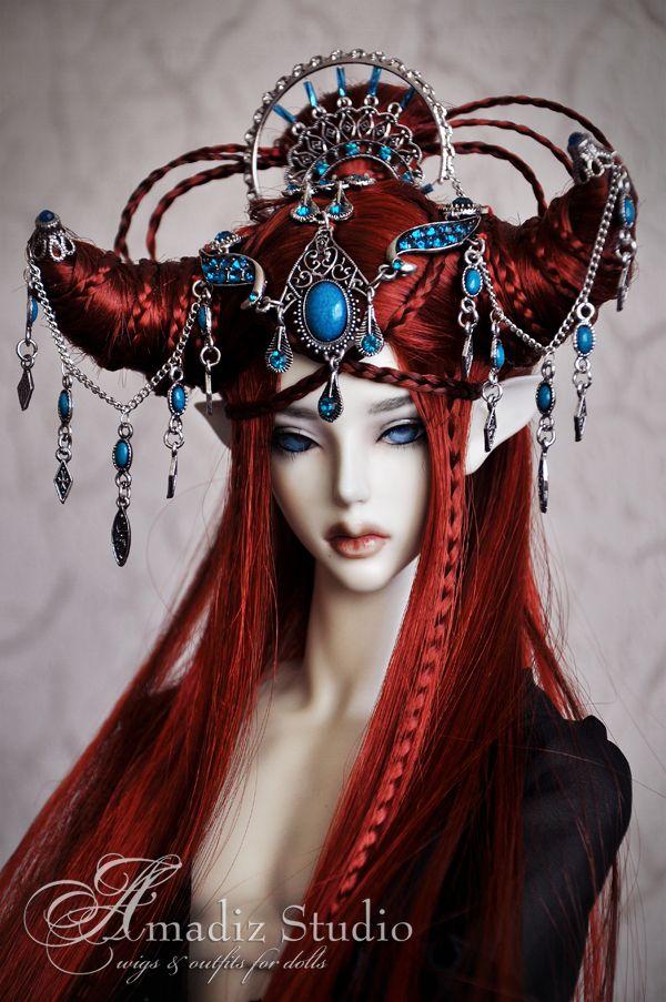 BJ Doll ~ Fantasy Doll #bjd