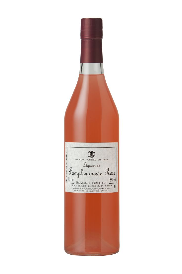 Λικέρ ροζ σαγκουίνι της εταιρίας Edmond Briottet αποκλειστικά στην Ελλάδα από τη Granikal! @Granikal