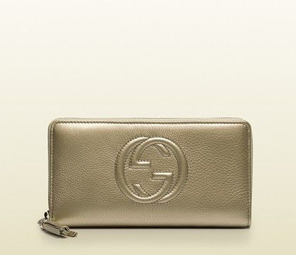 You may love this Gucci Wallet?  I do!