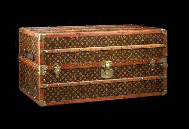 Cтаринный багаж. Часть 2. Кофры, саквояжи и портпледы. Recalled on Service, 1863.Robert Collinson  Кофры: Louis Vuitton Багаж вплоть до 30-х годов 20-го века у состоятельных людей был…