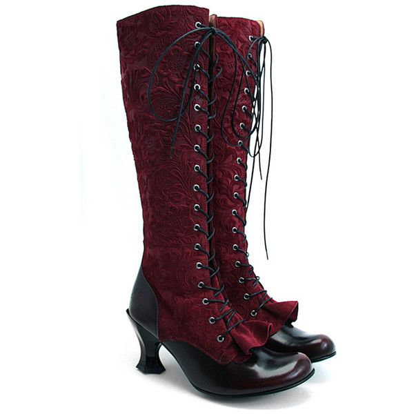 John Fluevog Velazquez and other apparel, accessories and trends. Browse and shop related looks.