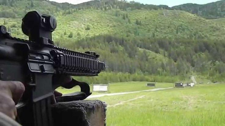 Daniel Defense MK18 Accuracy and Reliability