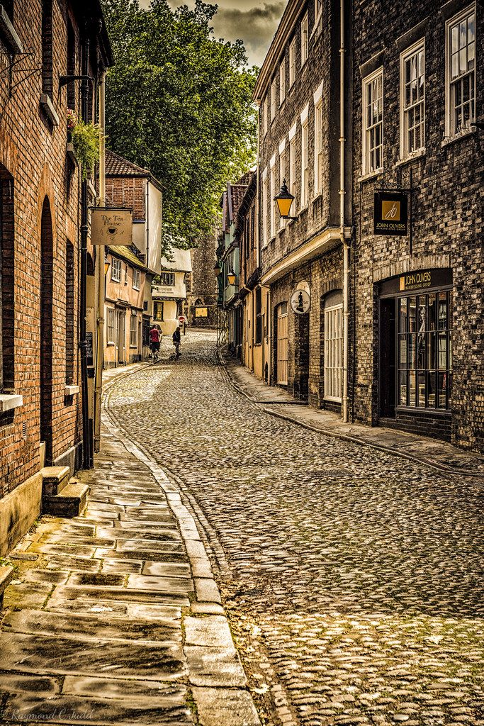 Norwich, Norfolk, England