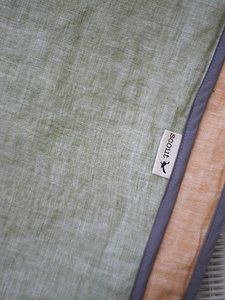 Scout Textiles | GALLERY Linen Bed throw