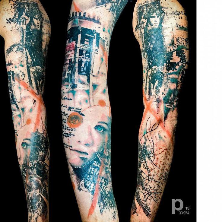 164 best tattoo sleeves images on pinterest. Black Bedroom Furniture Sets. Home Design Ideas
