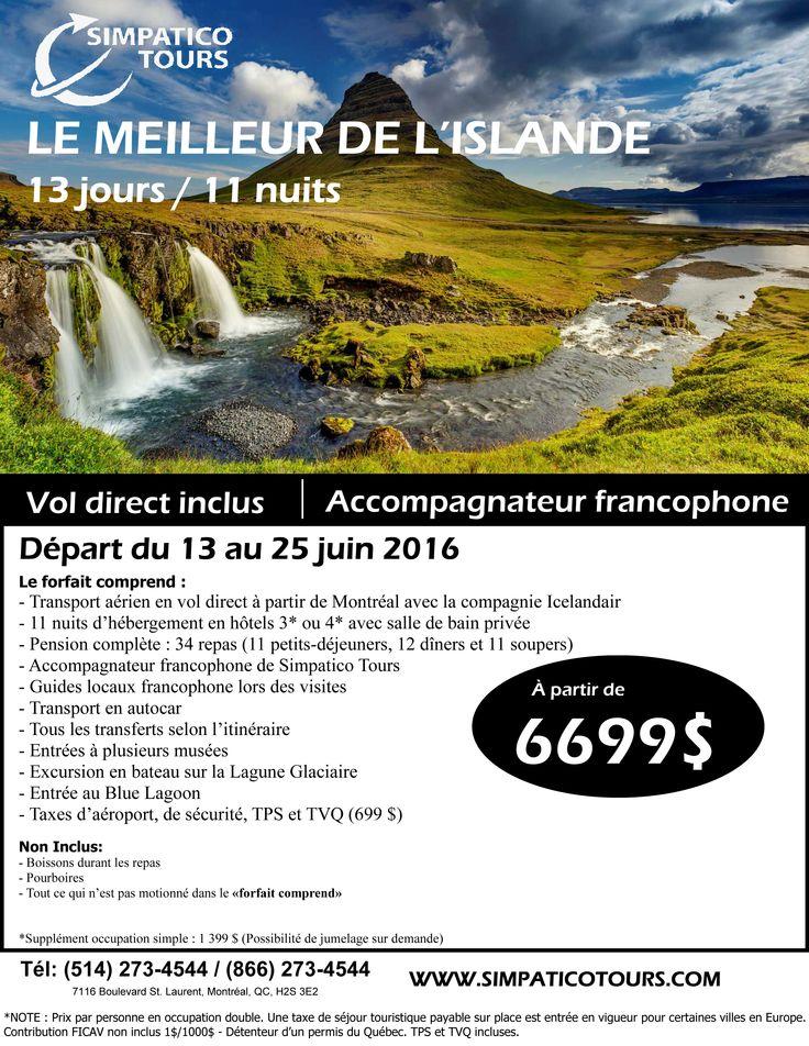 #vacances  #tourisme   #voyage   #simpaticotours   #MuséeFolklorique   #MuséedesPêcheurFrançais   #BlueLagoon   #Icelandair   #circuitaccompagné   #islande   #accompnateurfrançais