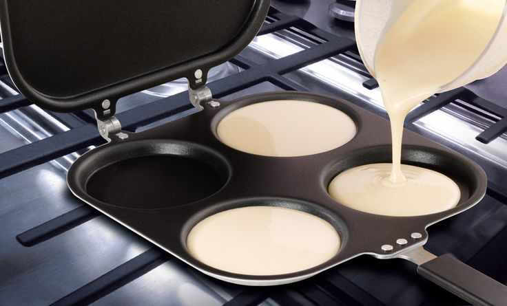 Groupon - $ 19.99 for a Set of 2 Perfect Pancake Pans ($ 39.98 List Price). Free Shipping and Returns.. Groupon deal price: $19.99