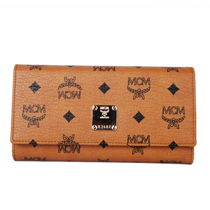 2014 MCM Wallet Outlet 2014864 ONLY COST $68