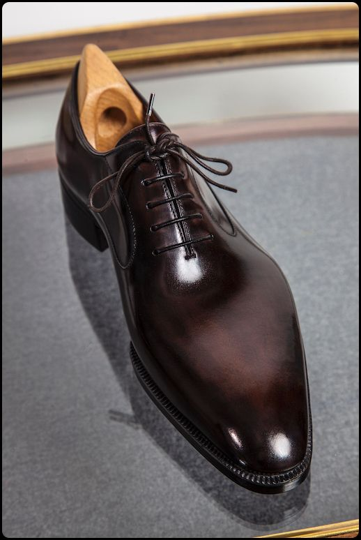 "amator-blogosphere: "" Berluti Bespoke Shoes Patrice Rock - Anthony Delos - Jean-Michel Casalonga crédit photo : © Andy Julia pour Parisian Gentleman """