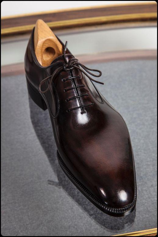 "amator-blogosphere: "" Berluti Bespoke Shoes Patrice Rock - Anthony Delos - Jean-Michel Casalonga crédit photo : © Andy Julia pour Parisian Gentleman """