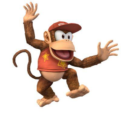 Diddy Kong Brawl